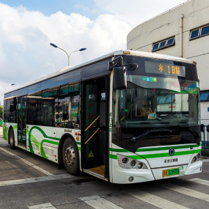 Shanghai Bus Group Passenger Flow Project