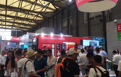 2017年上海国际客车展