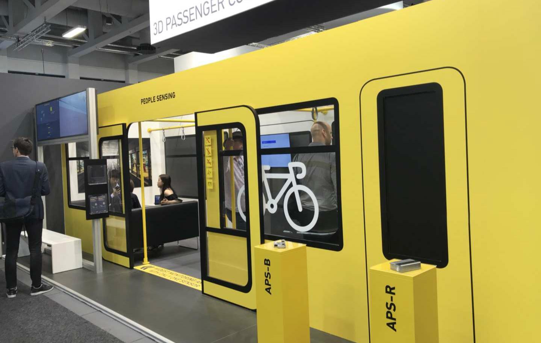 2018德国柏林INNOTRANS轨道交通技术展
