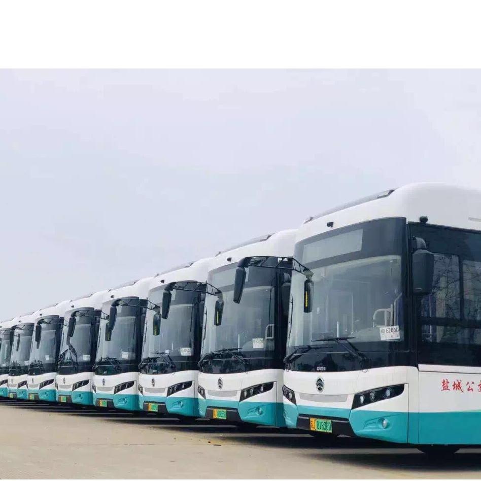 盐城公交新型BRT项目
