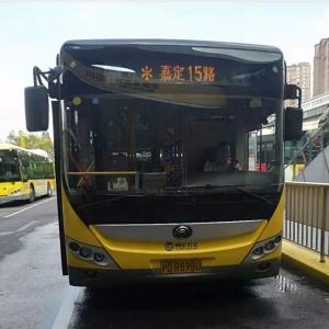 上海嘉定公交项目
