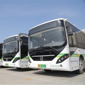 上海崇明巴士项目