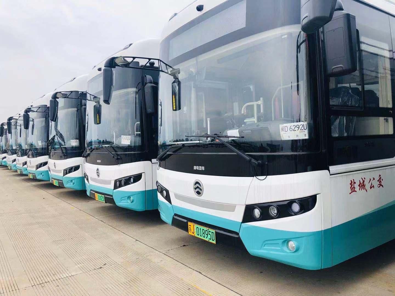 开年喜讯| 亚博体育在线登录科技携手盐城公交 开启新型BRT智慧客流新篇章