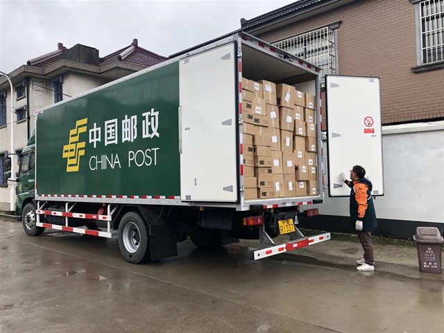 【青年报】上海驰援| 团区委接力,72小时将300多箱口罩送达武汉